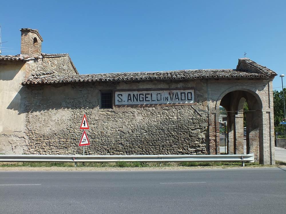 Chiesa della madonna del riscatto sant angelo in vado pu for Marini arredamenti sant angelo in vado
