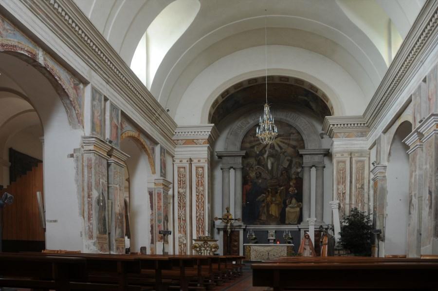 Chiesa della santissima trinit avigliano umbro tr for Egizi arredamenti avigliano umbro