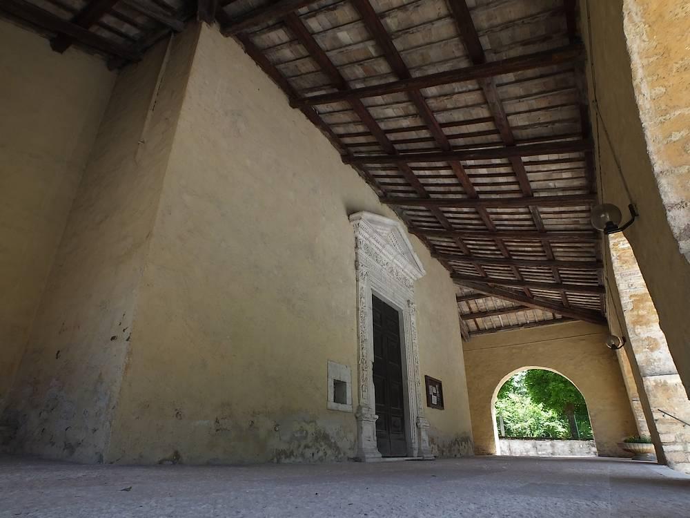 Chiesa Snt Antonio Abate Villa Sant Ntonio Di Visso