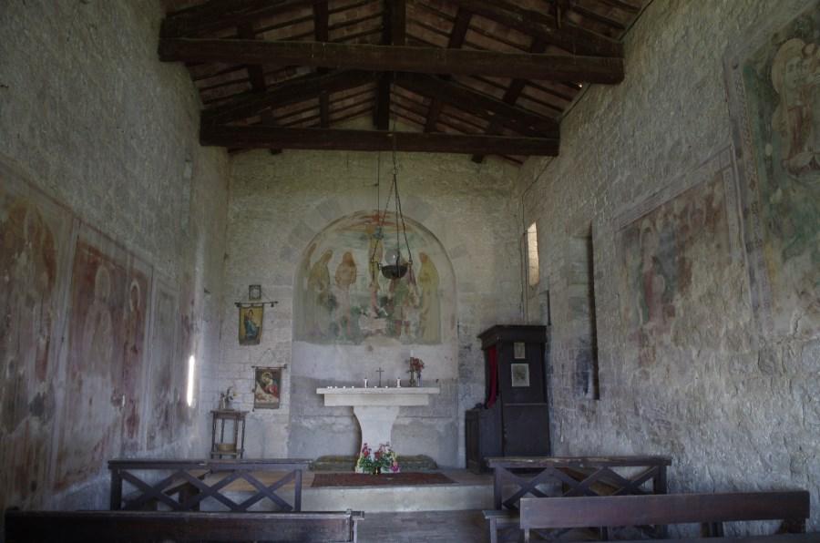 Chiesa di San Nicolò – Trevi (PG)