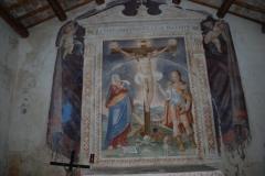 49 Crocifissione con la Maddalena e San Vito