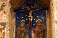 101 Altare -Tabernacolo della Crocifissione