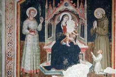 104 Madonna in trono tra i Santi