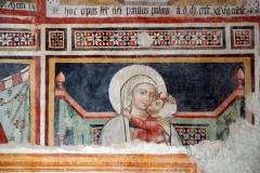 74 Madonna in trono