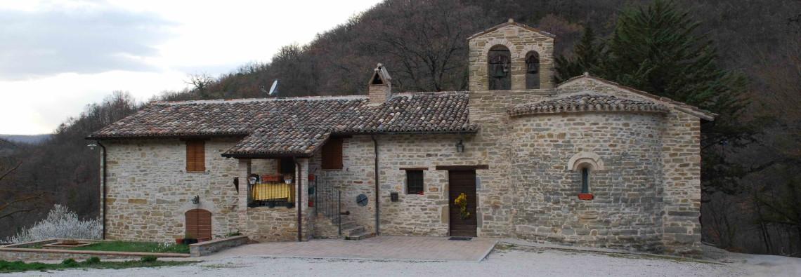 Madonna dei Tre Fossi Assisi