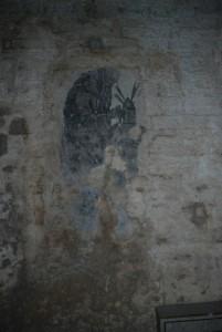 Santi Eremiti e Pellegrini (particolare)
