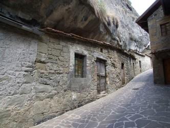 Borgo di Corbara e Chiesa di Santa Germana - Montegallo (AP)