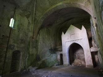 Eremo di S. Eustachio in Dòmora - San Severino Marche (MC)