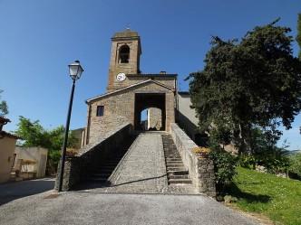 Castello di Castiglioni - Arcevia (AN)