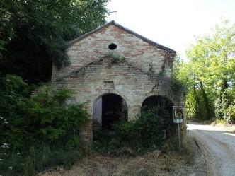 Chiesa B. Vergine delle Grazie - Cossignano (AP)