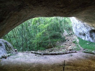 Eremo della Madonna del Grottone - Frontone (PU)
