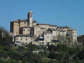 Castello di Monsampietro Morico (FM)