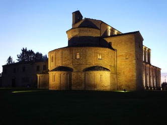 Abbazia di S. Maria Piè di Chienti - Montecosaro (MC)