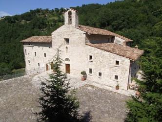 Abbazia di San Benedetto in Valledacqua - Acquasanta Terme (AP)