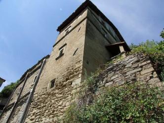 Borgo di Cornaloni - Montegallo (AP)