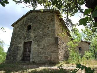 Eremo di San Francesco - Montegallo (AP)