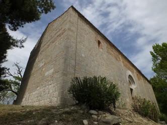 Chiesa dei Santi Quirico e Giulitta - Lapedona (FM)