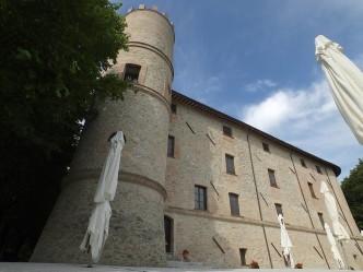 castello baccaresca - gubbio 05