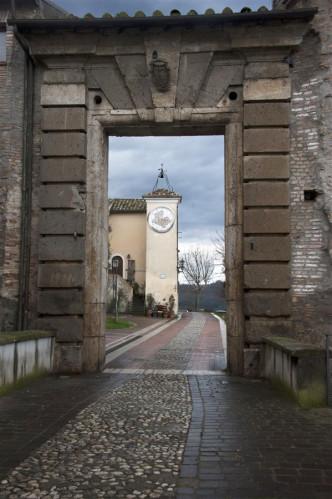 12 Accesso al Castello