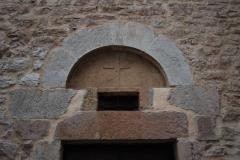 09 Parte superiore della porta del monastero