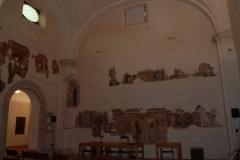 45 Affreschi della parete opposta all'altare