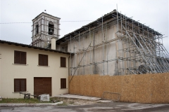 30 Chiesa di San Pròcolo dopo il terremoto del 2016
