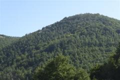 89 Sito del Castello di Perchia