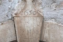 25 Portale del 1650