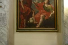 68l Madonna Assunta in cielo tra i Santi Giovanni Battista e Giovanni Evangelista