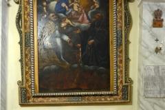 68m Madonna col Bambino tra Santi