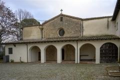 12 Portico e facciata