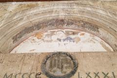 15a Lunetta prima del restauro