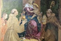260 Madonna con il Bambino in Trono