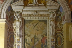 70 Altare di Santa Caterina d'Alessandria