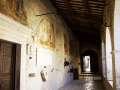 30 Chiostro superiore - Scene della vita di S. Francesco e Galleria Archeologica.jpg