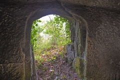 30 Ambiente ipogeo lungo il sentiero