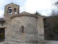 Vista dell'abside