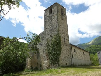 chiesa di san lorenzo a vallegrascia - montemonaco 003