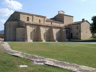 Abbazia di Sant'Urbano di Apiro (MC)
