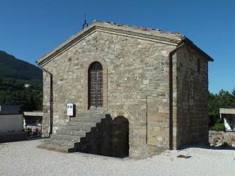 Chiesa di San Sisto - Carpegna (PU)
