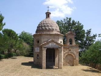 Chiesa della Madonna della Salute - Moresco (FM)