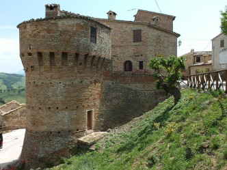 Castello di Loretello - Arcevia (AN)