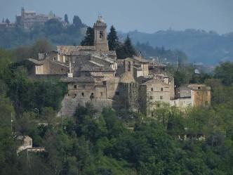 Castello di Sant'Elpidio Morico - Monsampietro Morico (FM)