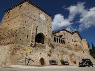 Castello Pelagallo - Monte Vidon Combatte (FM)