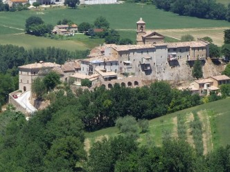 Castello di Nidastore - Arcevia (AN)
