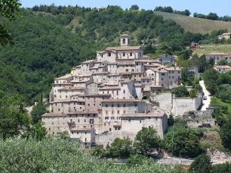 Castello di Palazzo - Arcevia (AN)