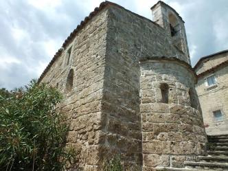 Chiesa di S. Pietro d'Arli - Acquasanta Terme (AP)