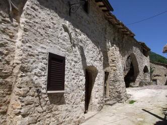 Borgo di Rapegna - Castelsantangelo sul Nera (MC)