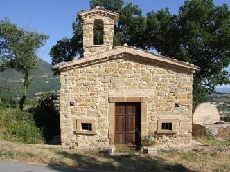 Chiesa di Fonte Venere - Pioraco (MC)