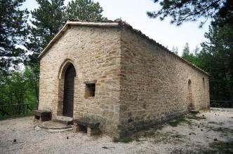 Chiesa della Madonna della Pace - Amandola (FM)